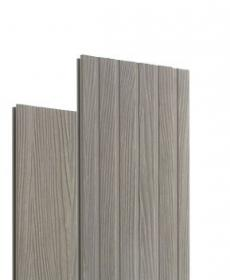 Террасная доска дпк полнотелая TERRADECK MASSIVE PRO (Россия) цвет серый