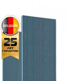 Террасная доска дпк полнотелая TWINSON MASSIVE 9360 (Бельгия) цвет 510 цвет синевато-серый